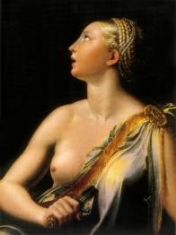 parmigianino_lucrezia_romana_1540