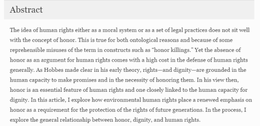 The Honor of Human Rights  Environmental Rights and the Duty of Intergenerational Promise   SpringerLink.png